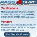 Pass4sure - Guaranteed Certification