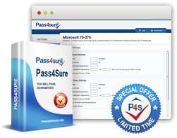 Pass4sure Discount Offers