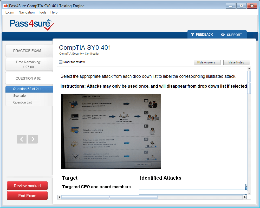Pass comptia security exam comptia security training comptia sy0 401 bundle 1betcityfo Gallery