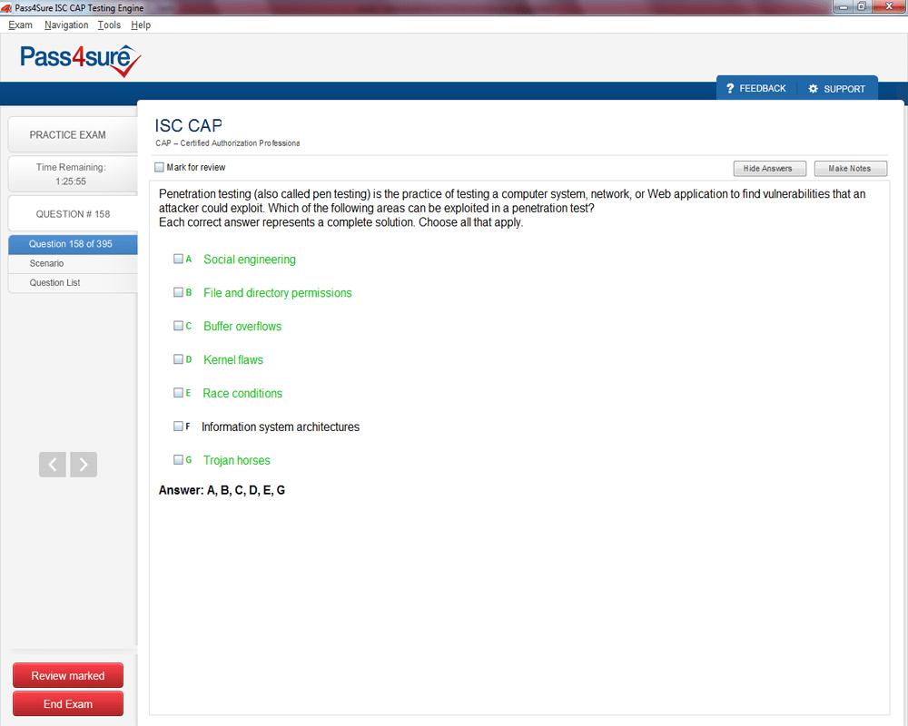 CAP Exam Questions, Pass ISC CAP Exam, CAP Dumps