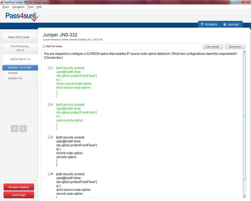 Project code name juniper